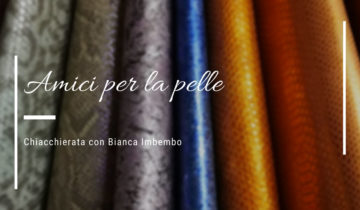 """""""Amici per la Pelle"""": Martina Esposito e Bianca Imbembo (Kilesa)"""
