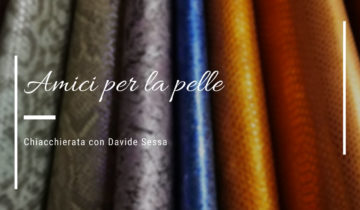 """""""Amici per la Pelle"""": Martina Esposito e Davide Sessa"""