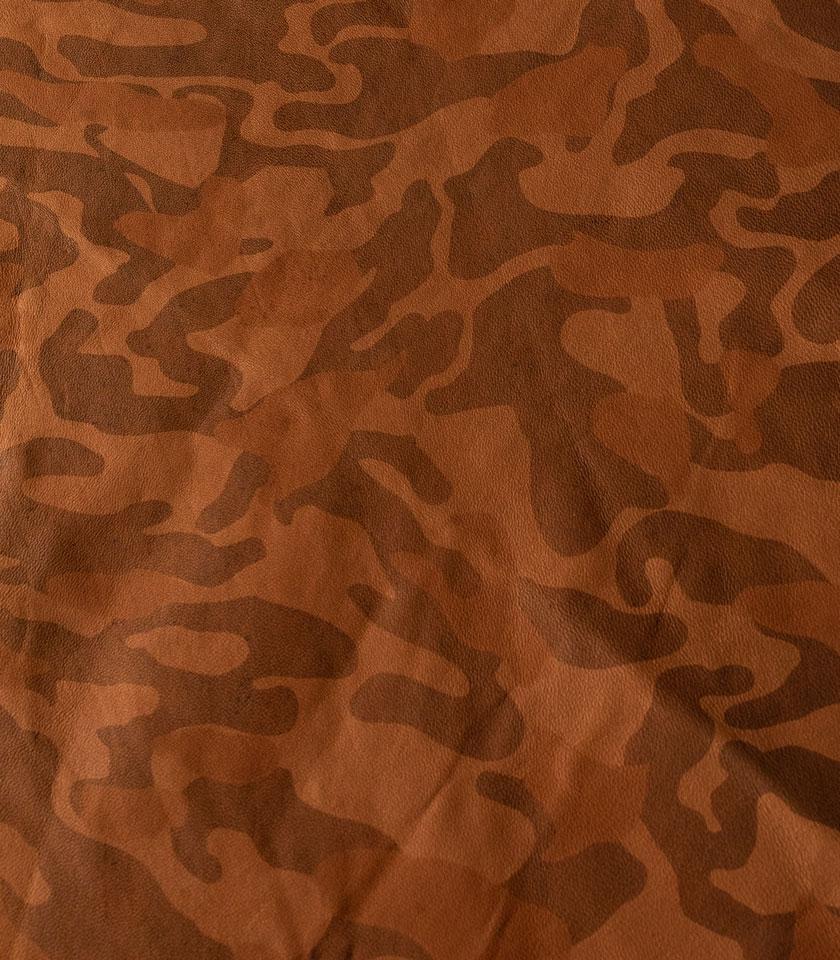 Pelle Camouflage.