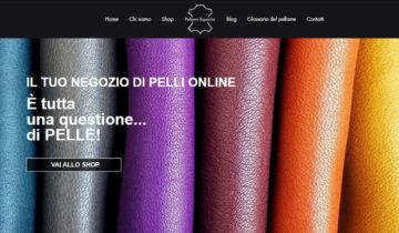 Pellami Esposito – Presentazione e-commerce