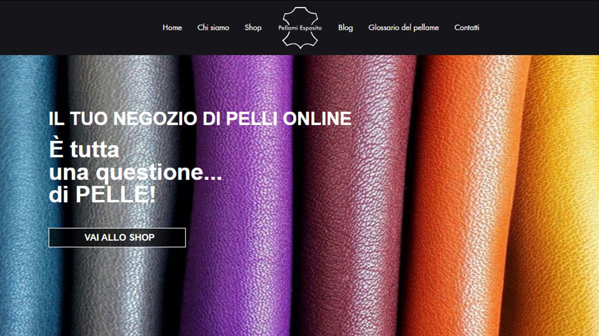 Pellami esposito Il tuo negozio di pelli online